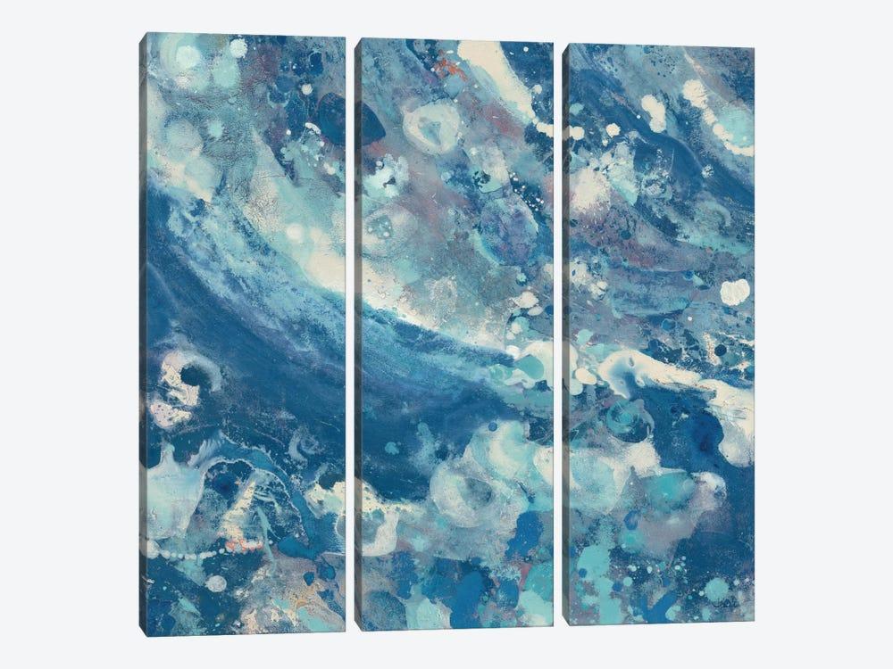 Water IV by Albena Hristova 3-piece Canvas Artwork