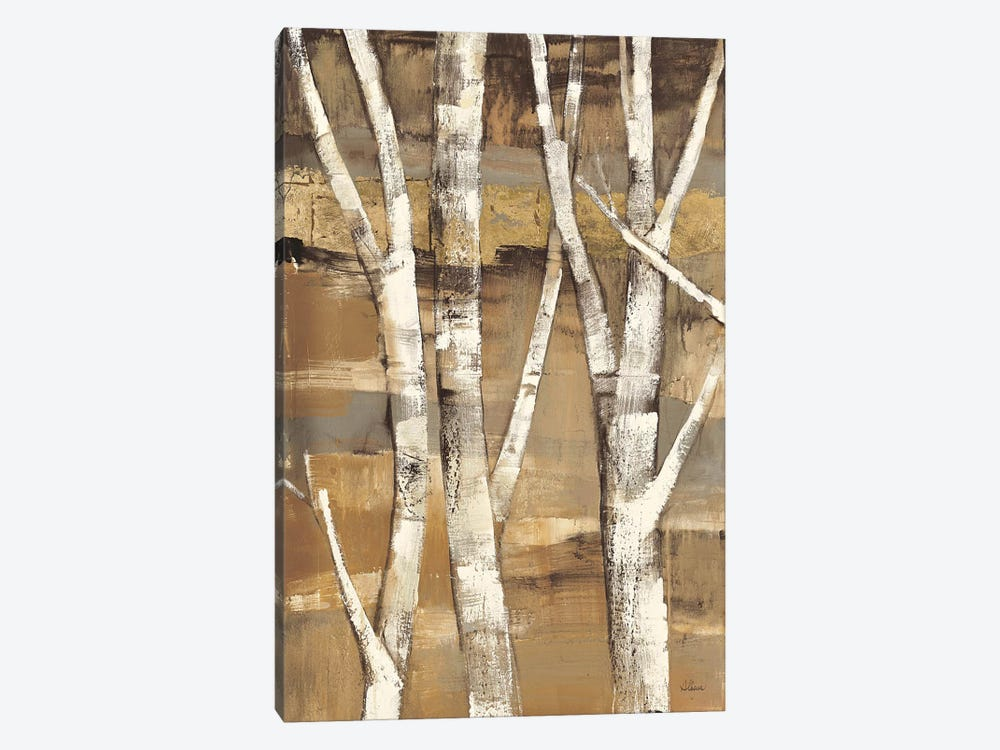 Wandering Through the Birches I by Albena Hristova 1-piece Canvas Wall Art