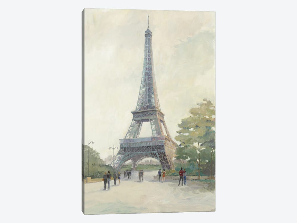Early Evening Paris by Avery Tillmon 1-piece Art Print