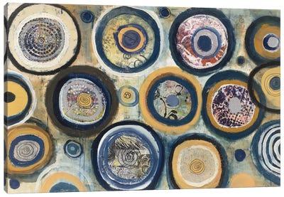 Circle Song Canvas Art Print