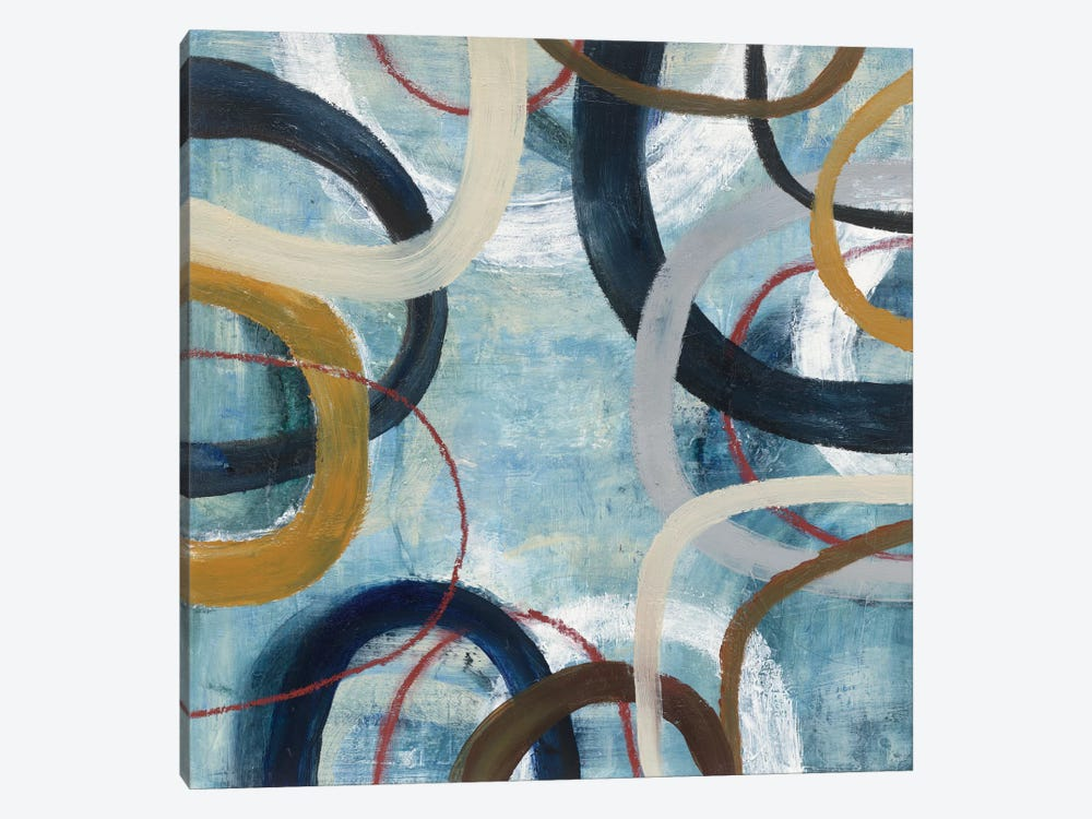 Dwell I by Cheryl Warrick 1-piece Art Print