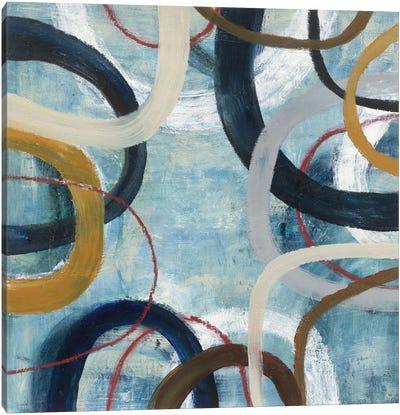Dwell I Canvas Art Print