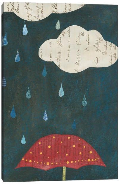 Spring Rain II Canvas Print #WAC3833