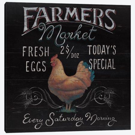 Farmers Market I Canvas Print #WAC3848} by Daphne Brissonnet Canvas Artwork