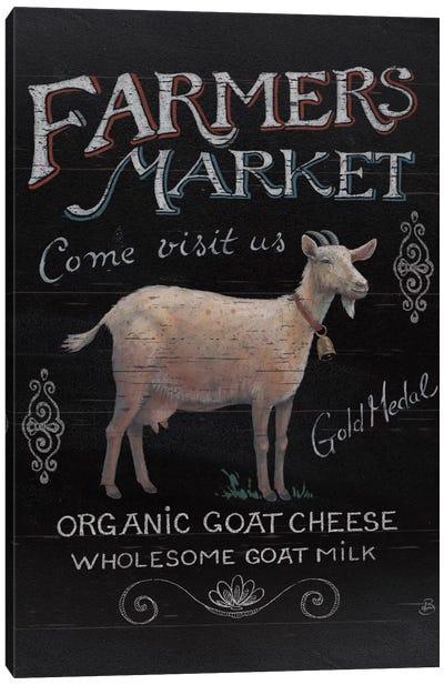 Farmers Market IV Canvas Art Print
