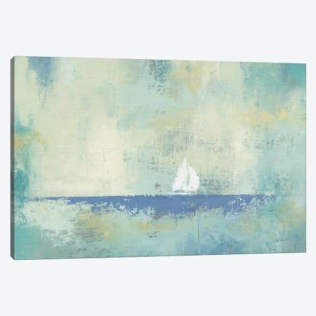 Sailboat Dream Canvas Print #WAC3876} by James Wiens Canvas Artwork