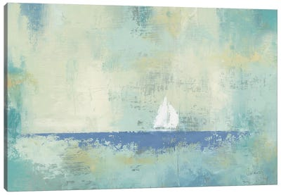 Sailboat Dream Canvas Art Print