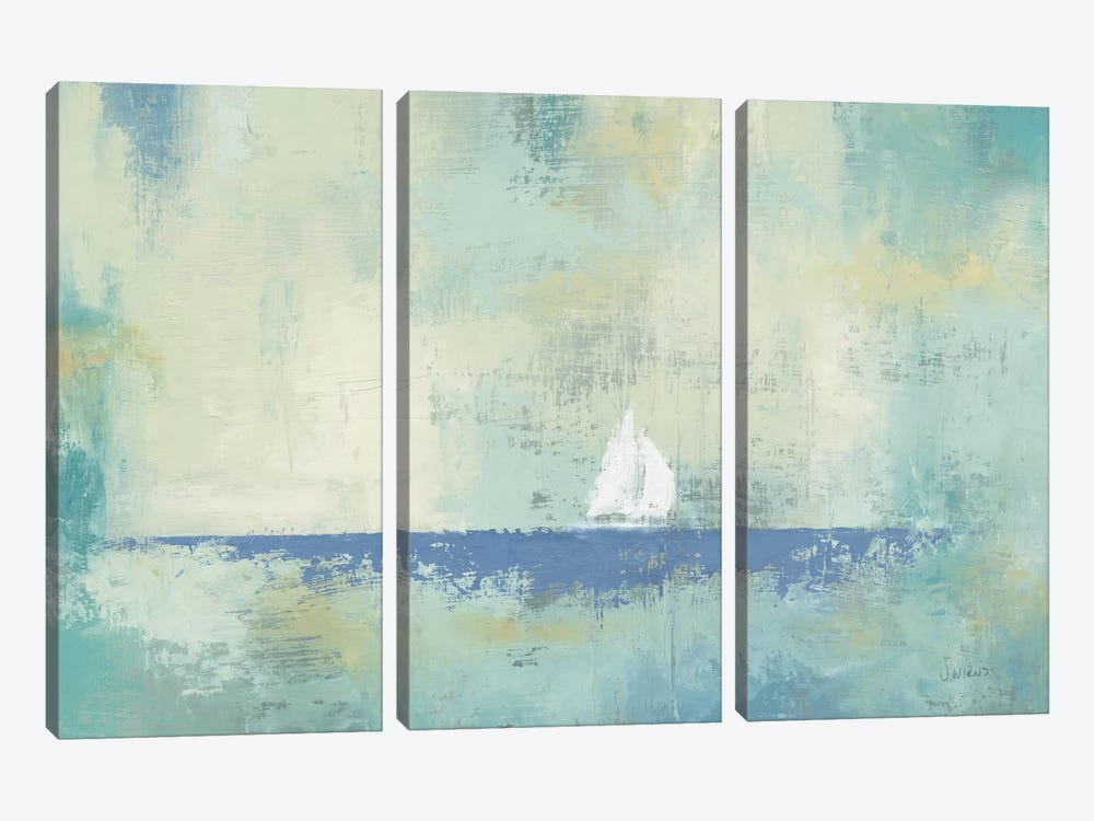 Sailboat Dream by James Wiens 3-piece Canvas Wall Art