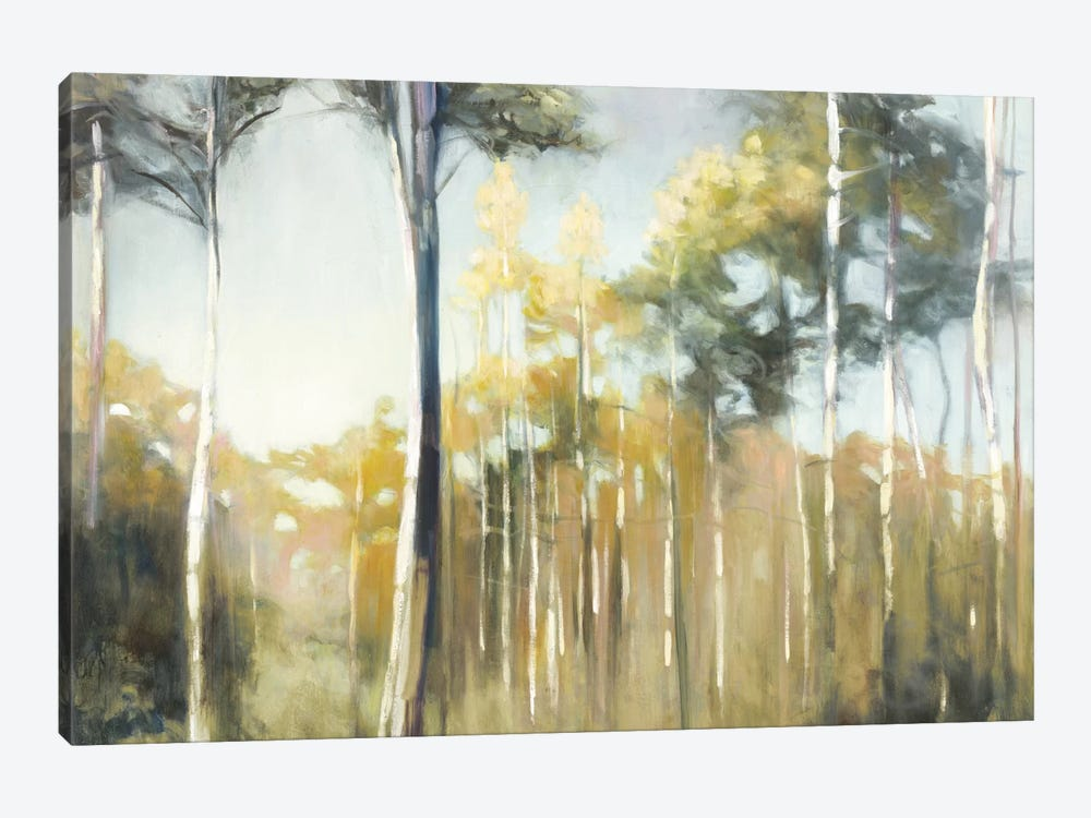 Aspen Reverie by Julia Purinton 1-piece Canvas Print