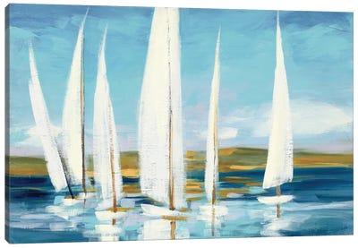 Horizon Canvas Print #WAC3879