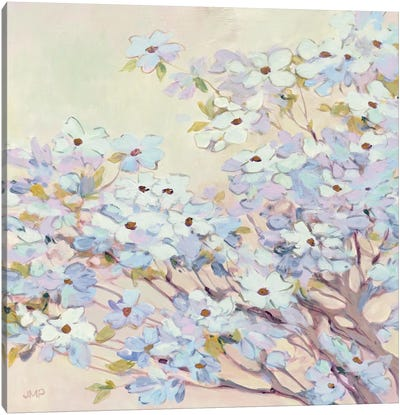 Spring Dogwood I Canvas Art Print