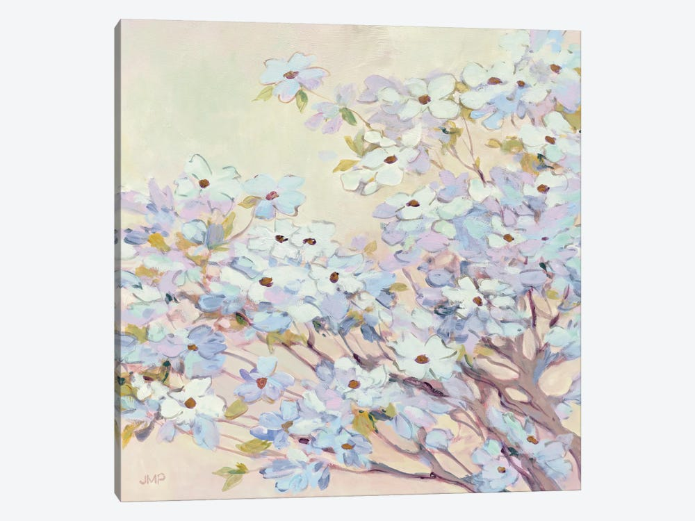 Spring Dogwood I by Julia Purinton 1-piece Canvas Art