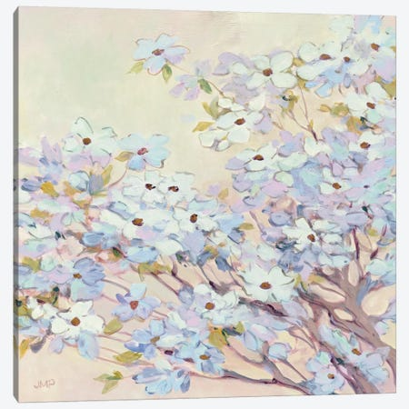 Spring Dogwood I Canvas Print #WAC3883} by Julia Purinton Canvas Artwork