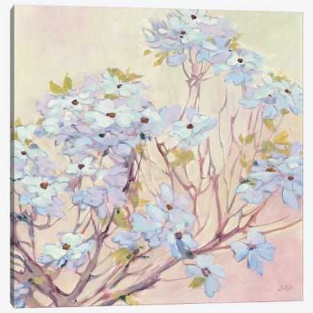 Spring Dogwood II Canvas Print #WAC3884} by Julia Purinton Art Print