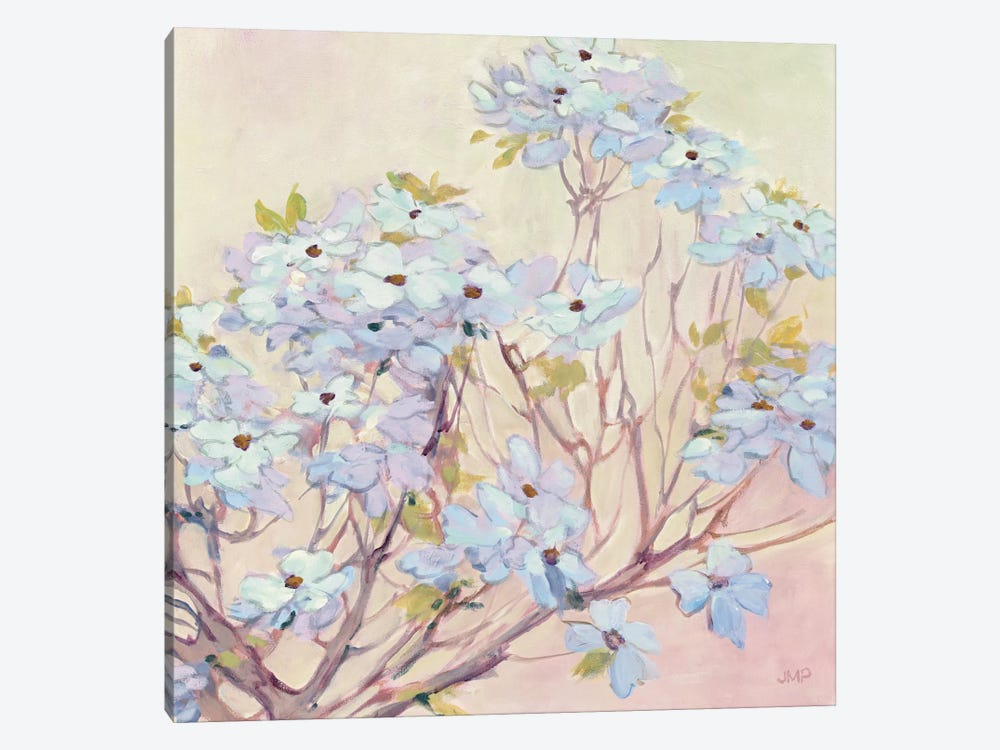 Spring Dogwood II by Julia Purinton 1-piece Canvas Art Print