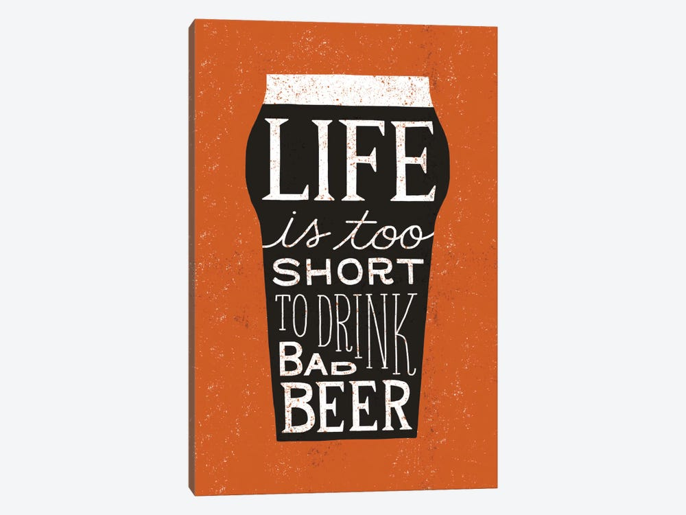 Craft Beer I by Michael Mullan 1-piece Canvas Art