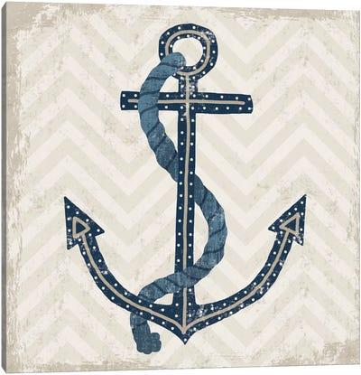 Nautical Anchor Canvas Print #WAC3909