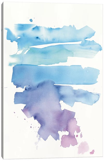 Waterslide Canvas Art Print