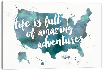 Adventures I Canvas Print #WAC3930
