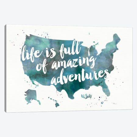 Adventures I Canvas Print #WAC3930} by Pela Studio Canvas Artwork