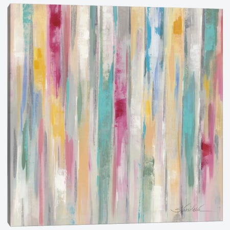 Spring Window Canvas Print #WAC3942} by Silvia Vassileva Canvas Art Print