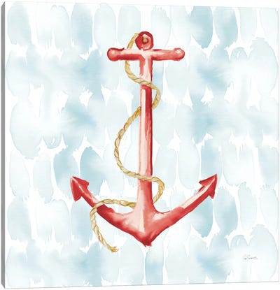 Anchor Dots I Canvas Print #WAC3945