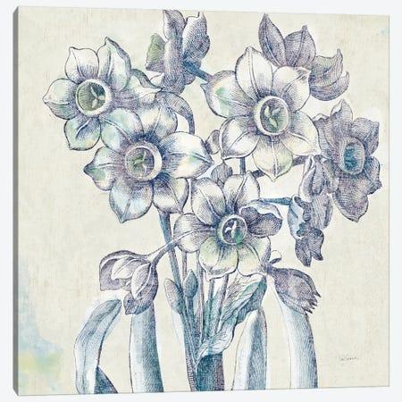Belle Fleur IV Canvas Print #WAC3949} by Sue Schlabach Canvas Art Print