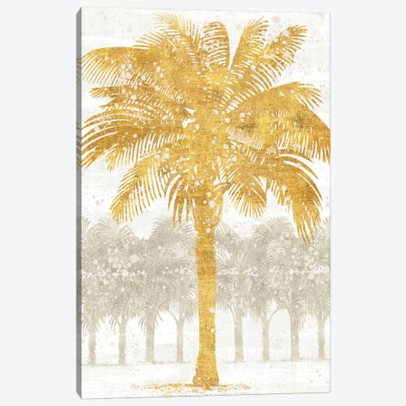 Palm Coast II Canvas Print #WAC3954} by Sue Schlabach Art Print