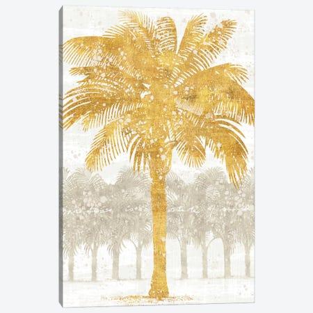 Palm Coast II Canvas Print #WAC3954} by Sue Schlabach Art Print