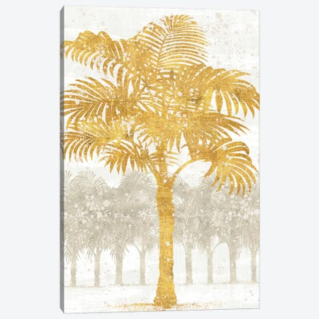 Palm Coast III Canvas Print #WAC3955} by Sue Schlabach Art Print
