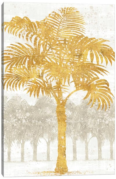 Palm Coast III Canvas Print #WAC3955