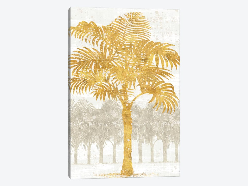 Palm Coast III by Sue Schlabach 1-piece Canvas Wall Art