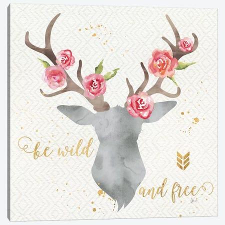 Wild Bohemian I Canvas Print #WAC3986} by Jess Aiken Canvas Wall Art