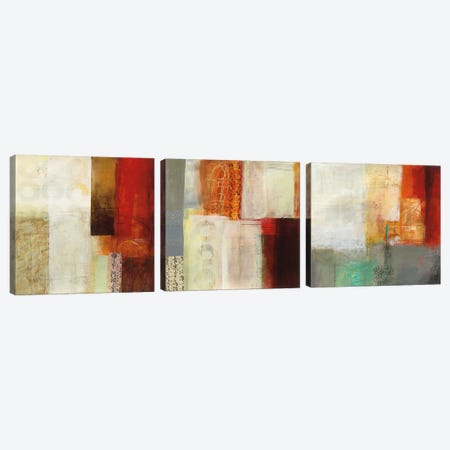 Warmth Triptych Canvas Print Set #WAC3HSET109} by Jane Davies Canvas Art Print