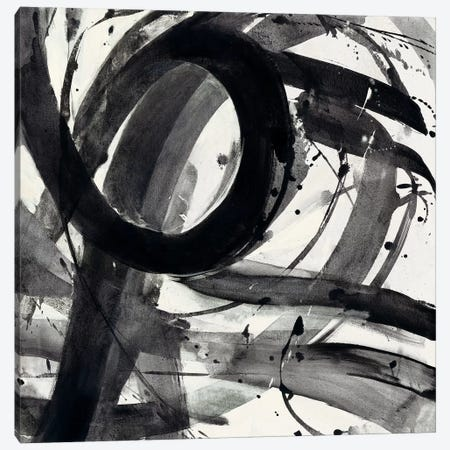 Roller Coaster II Canvas Print #WAC4004} by Albena Hristova Canvas Artwork