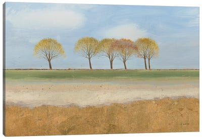 Landscape Horizon Canvas Art Print