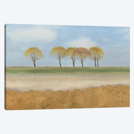 Landscape Horizon Canvas Print #WAC4006} by James Wiens Canvas Artwork
