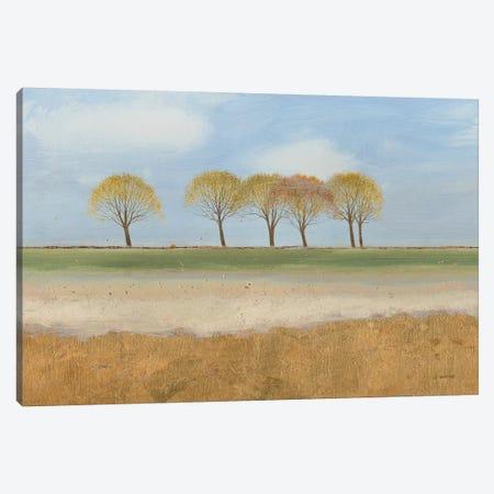 Landscape Horizon Canvas Print #WAC4006} by James Wiens Canvas Artwork