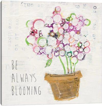 The Sweetness Inspiration Canvas Art Print