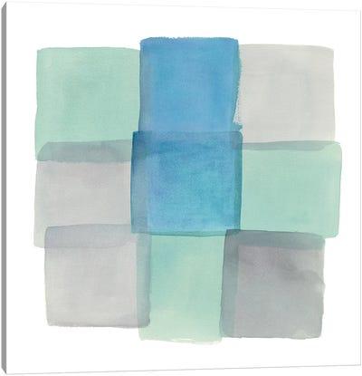 Overlap I Canvas Art Print
