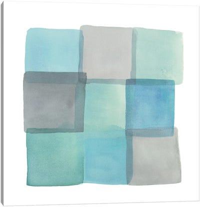 Overlap II Canvas Art Print