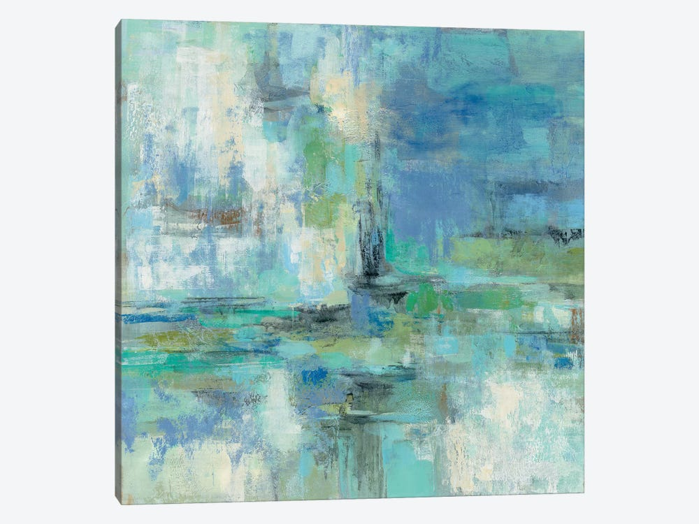 Morning Port by Silvia Vassileva 1-piece Canvas Print