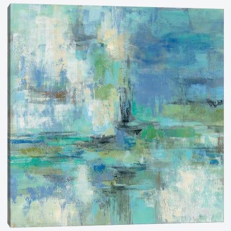 Morning Port 3-Piece Canvas #WAC4018} by Silvia Vassileva Canvas Artwork