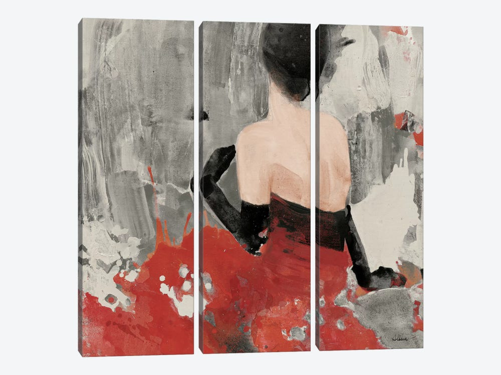 Beautiful Gaze II 3-piece Canvas Artwork