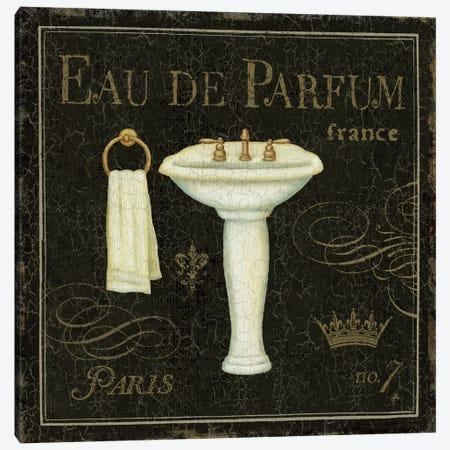 Bain De Luxe III  Canvas Print #WAC403} by Daphne Brissonnet Canvas Artwork