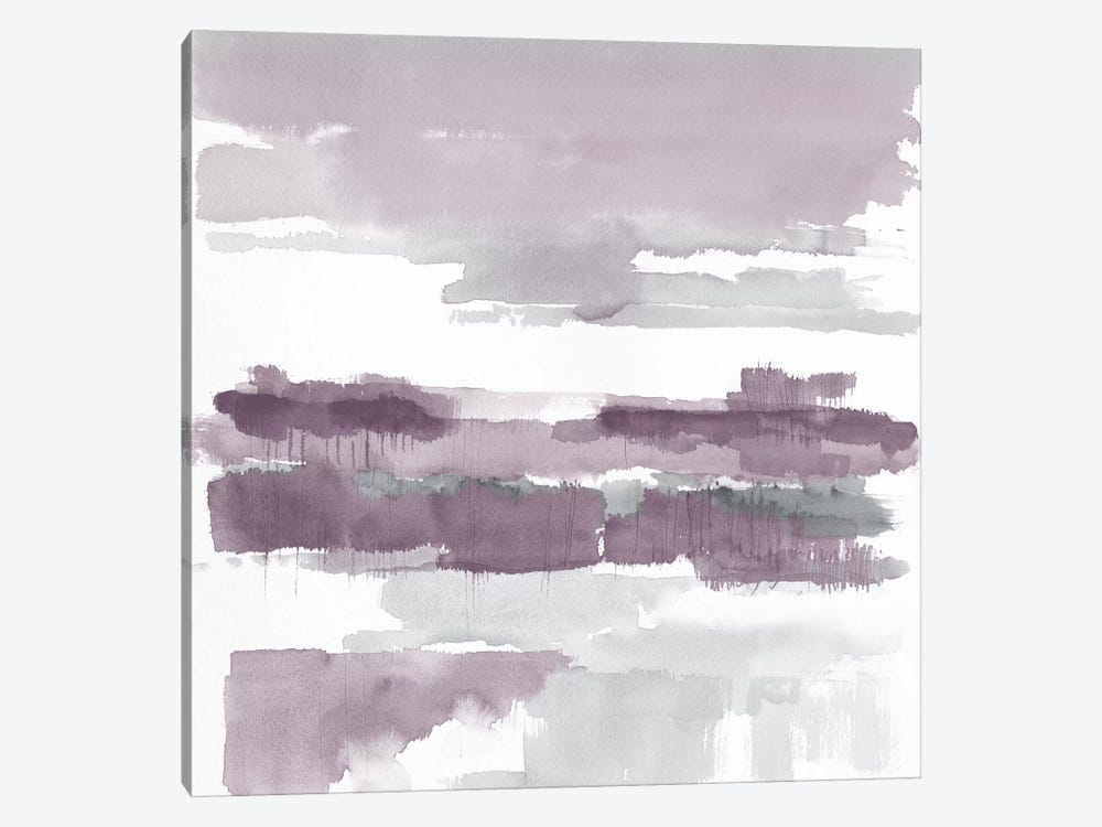 Amethyst Wetlands by Mike Schick 1-piece Art Print