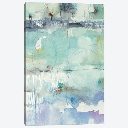 North Shore Panel II Canvas Print #WAC4042} by Mike Schick Art Print