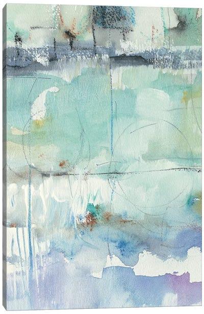North Shore Panel II Canvas Art Print