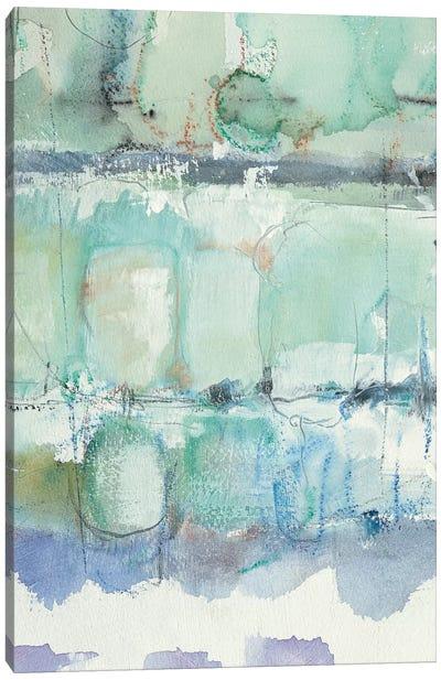 North Shore Panel III Canvas Art Print