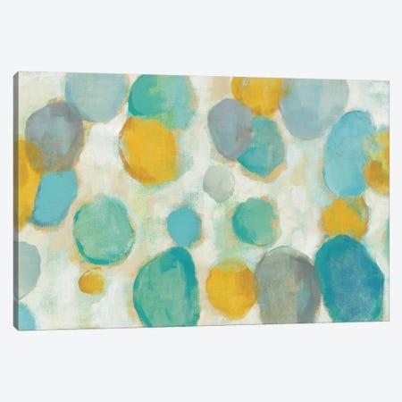 Painted Pebbles Canvas Print #WAC4047} by Silvia Vassileva Canvas Wall Art